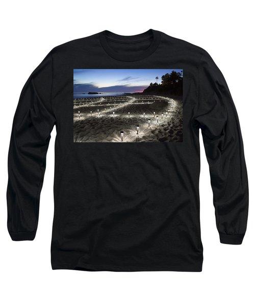 Stars On The Sand Long Sleeve T-Shirt