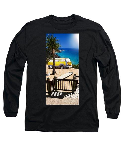 Surfers Paradise Long Sleeve T-Shirt