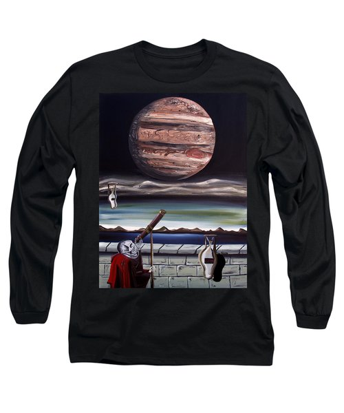 The Eternal Staring Contest Long Sleeve T-Shirt