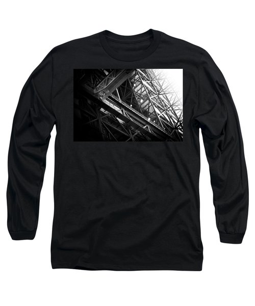 the persistent dream of Pythagoras Long Sleeve T-Shirt