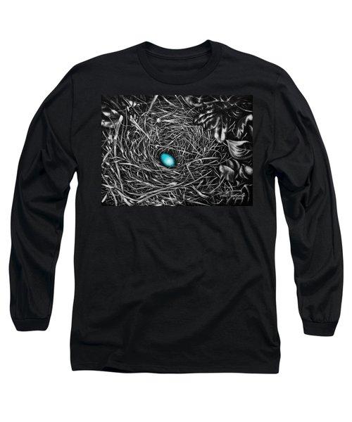 The Robin's Egg Long Sleeve T-Shirt