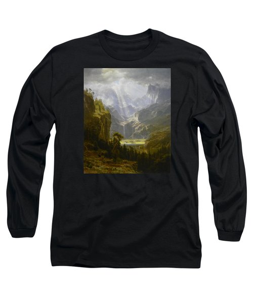 The Rocky Mountains Lander's Peak Long Sleeve T-Shirt