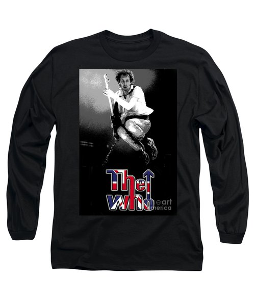 The Who Long Sleeve T-Shirt by Doc Braham