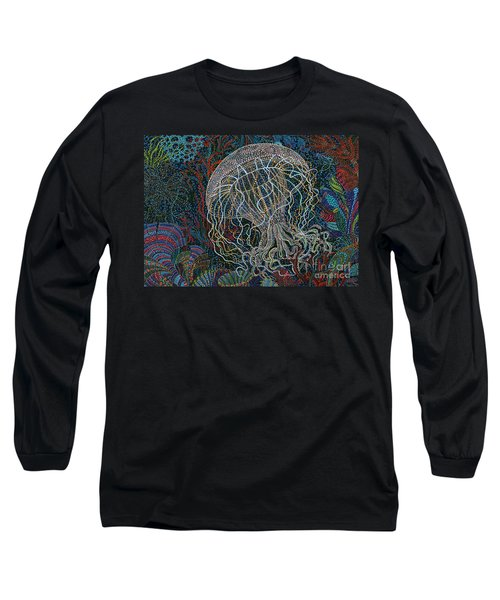 Undulating Long Sleeve T-Shirt