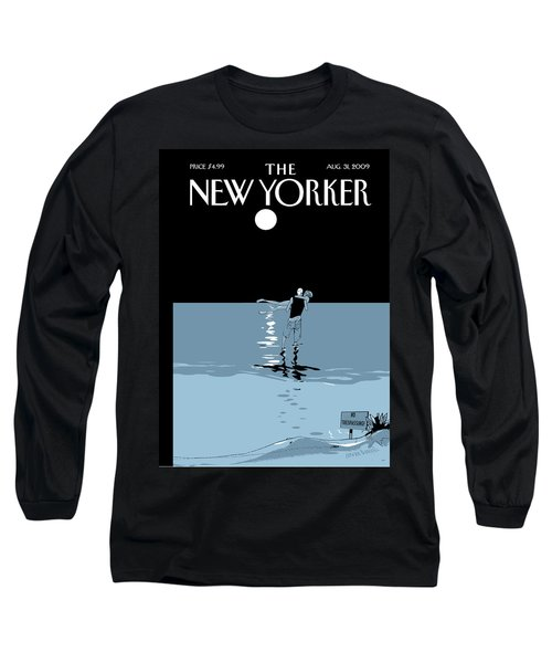 New Yorker August 31st, 2009 Long Sleeve T-Shirt