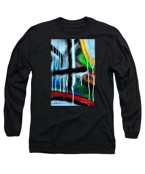 Long Sleeve T-Shirt featuring the photograph Urban Abstract 9 by Newel Hunter