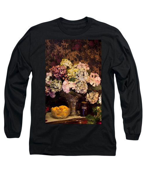 Victorian Christmas Long Sleeve T-Shirt
