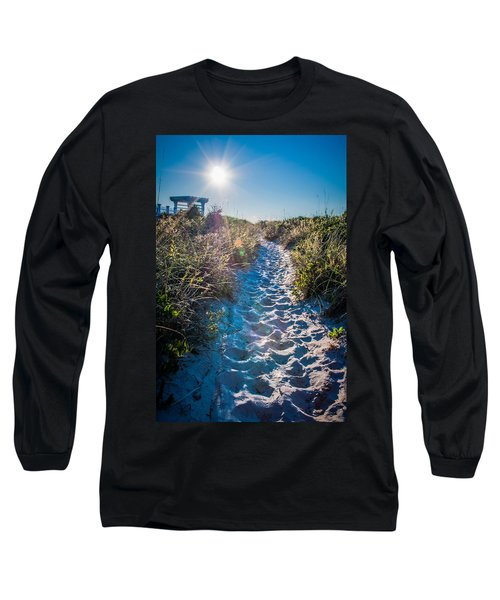 Wilmington Coastal Scene Wilmington North Carolina Long Sleeve T-Shirt