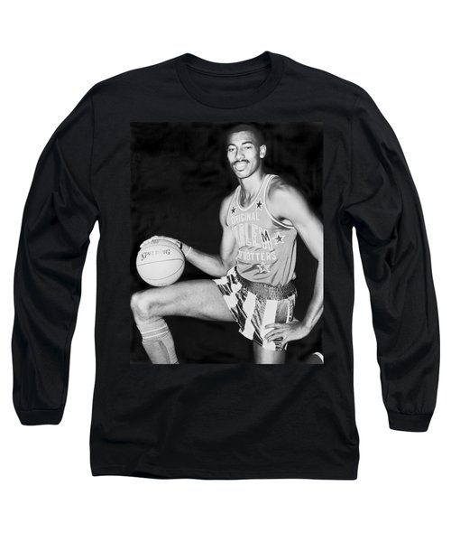 Wilt Chamberlain Long Sleeve T-Shirt