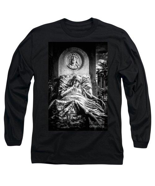 Cemetery Of Mantova Long Sleeve T-Shirt