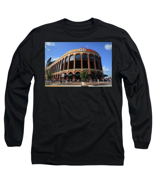 Citi Field - New York Mets 3 Long Sleeve T-Shirt