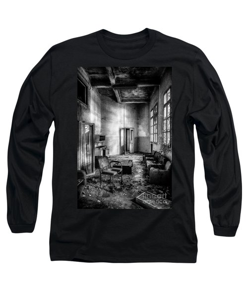This Is The Way Step Inside Long Sleeve T-Shirt by Traven Milovich