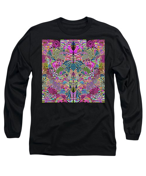 1332 Abstract Thought Long Sleeve T-Shirt