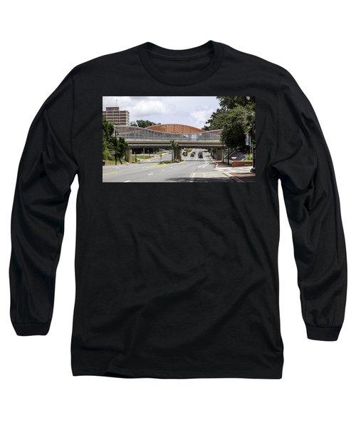 13th Street Rails To Trails Trestle Long Sleeve T-Shirt