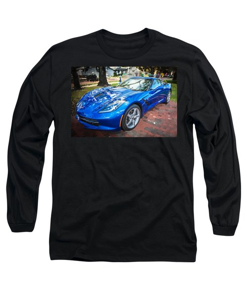 2014 Chevrolet Corvette C7 Long Sleeve T-Shirt