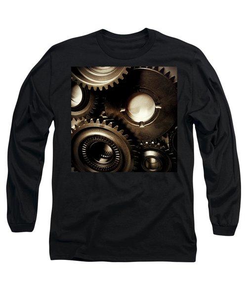 Cogs No3 Long Sleeve T-Shirt