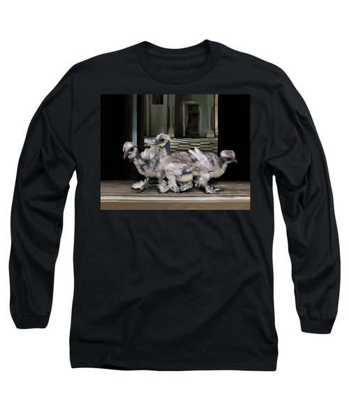15. Lizard Chicks Long Sleeve T-Shirt