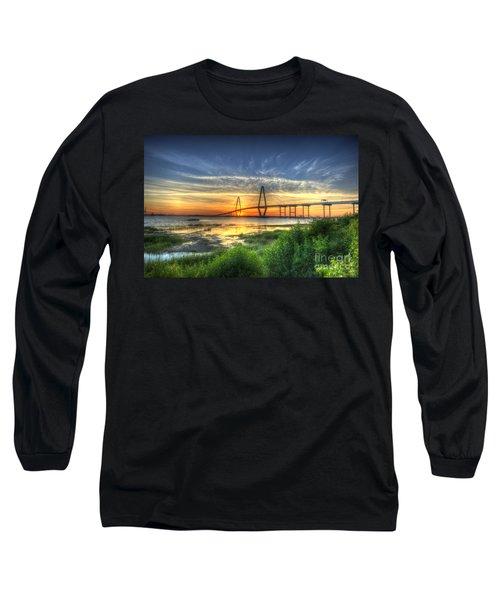 Lowcountry Sunset Long Sleeve T-Shirt