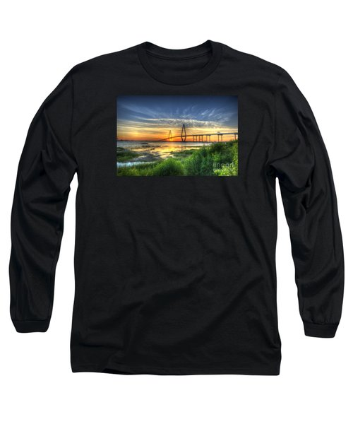 Lowcountry Sunset Long Sleeve T-Shirt