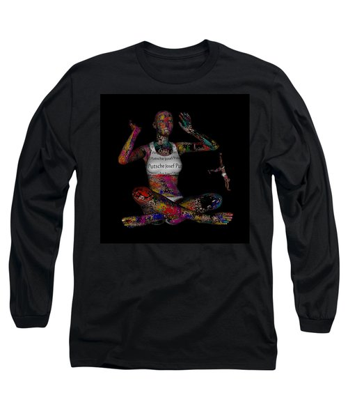 The Future Of Psychedelic Society Long Sleeve T-Shirt