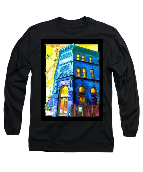 18th And Canal Long Sleeve T-Shirt
