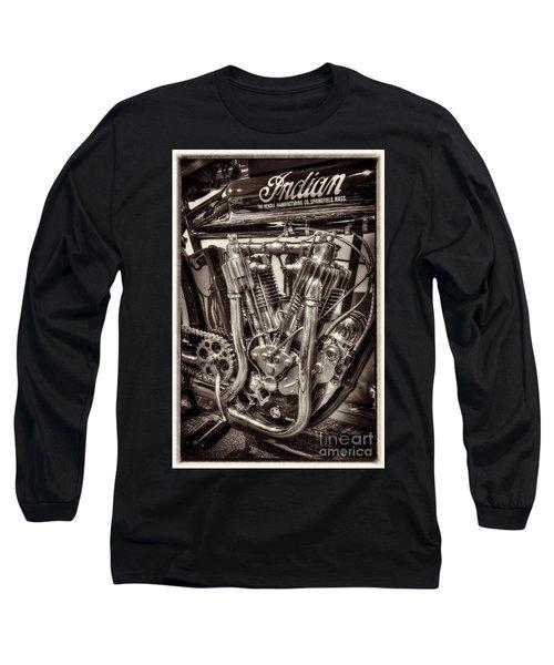 1912 Indian Twin Long Sleeve T-Shirt