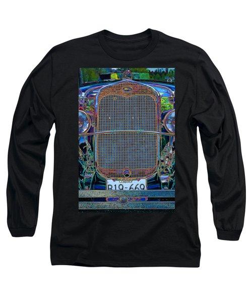 1929 Ford Long Sleeve T-Shirt