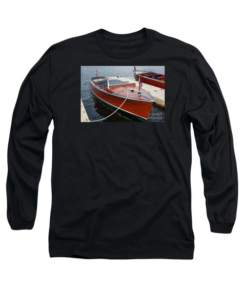 1930 Chris Craft Long Sleeve T-Shirt