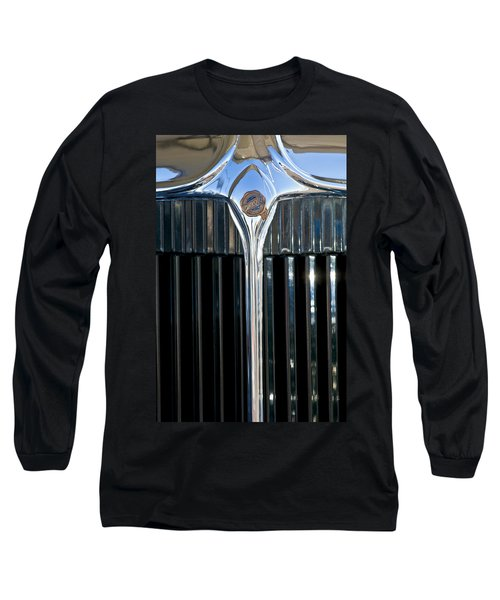 1932 Chrysler Hood Ornament Long Sleeve T-Shirt