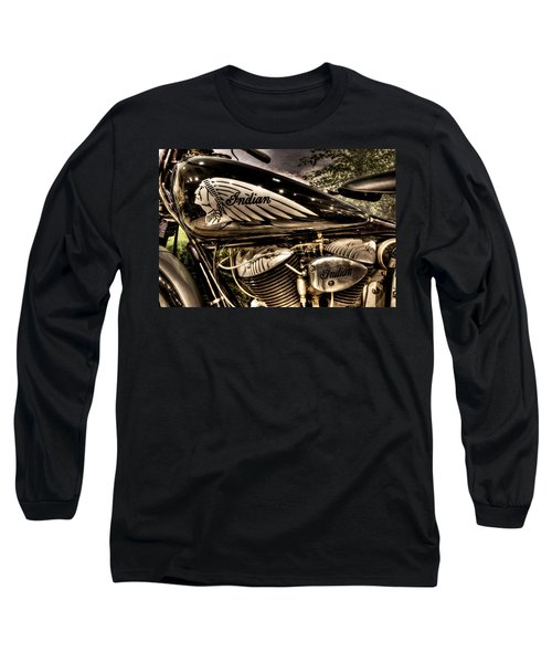 1934 Indian Chief Long Sleeve T-Shirt