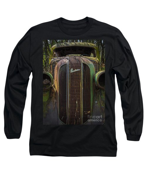 1936 Pontiac Head On Long Sleeve T-Shirt