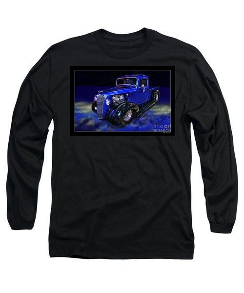 1937 Chevrolet Pickup Truck Long Sleeve T-Shirt