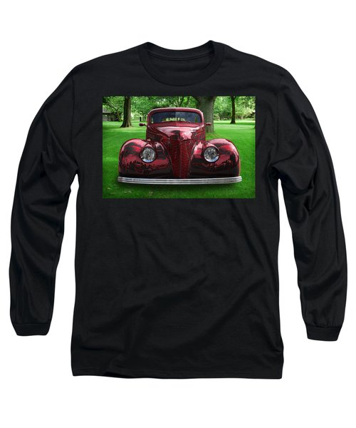 1938 Ford Coupe Long Sleeve T-Shirt