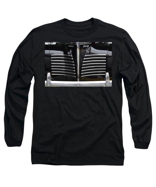 1940 Plymouth  Long Sleeve T-Shirt