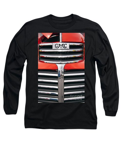 1946 Gmc Truck Grill Long Sleeve T-Shirt