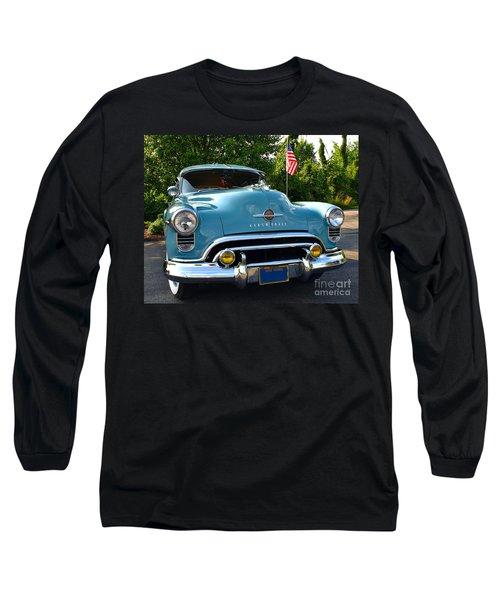 1950 Oldsmobile Long Sleeve T-Shirt
