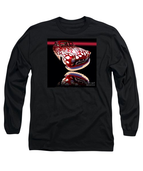 1951 Mercury Sedan Long Sleeve T-Shirt