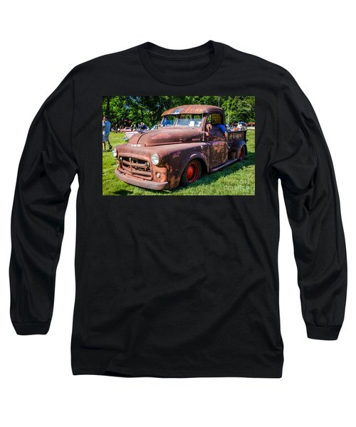 1952 Dodge Pickup Long Sleeve T-Shirt