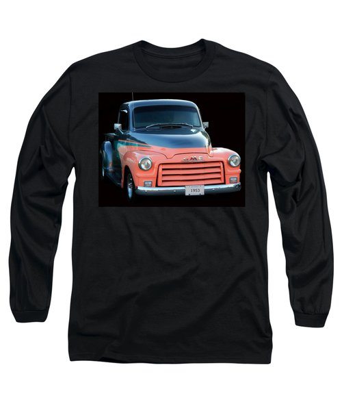 1953 Gmc Pick-up Long Sleeve T-Shirt