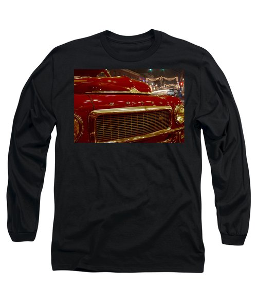 1953 Volvo Pv 444 Long Sleeve T-Shirt