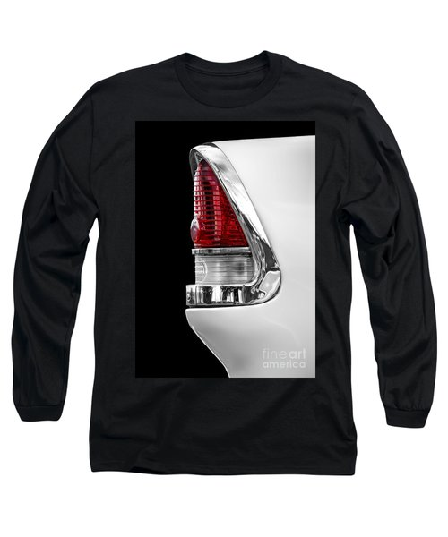 1955 Chevy Rear Light Detail Long Sleeve T-Shirt