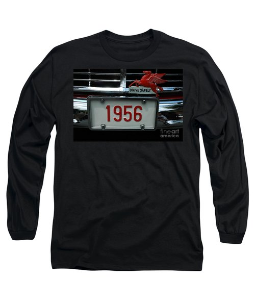Long Sleeve T-Shirt featuring the photograph 1956 by Christiane Hellner-OBrien