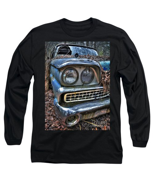 1959 Ford Galaxie 500 Long Sleeve T-Shirt