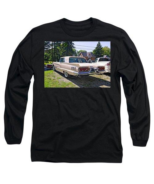 1960 Thunderbird 2 Long Sleeve T-Shirt