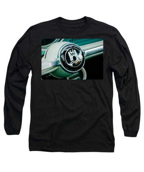 1964 Volkswagen Vw Steering Wheel Long Sleeve T-Shirt