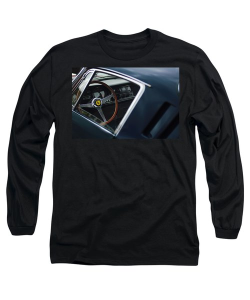 1967 Ferrari 275 Gtb-4 Berlinetta Long Sleeve T-Shirt by Jill Reger
