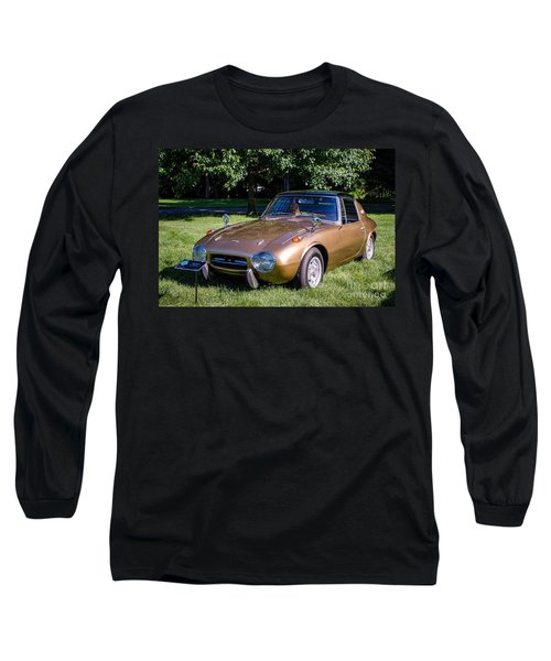 1968 Toyota Sports 800 Long Sleeve T-Shirt