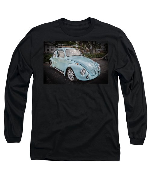 1974 Volkswagen Beetle Vw Bug Long Sleeve T-Shirt