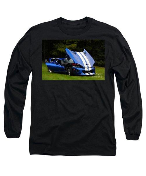1997 Viper Hennessey Venom 650r 4 Long Sleeve T-Shirt