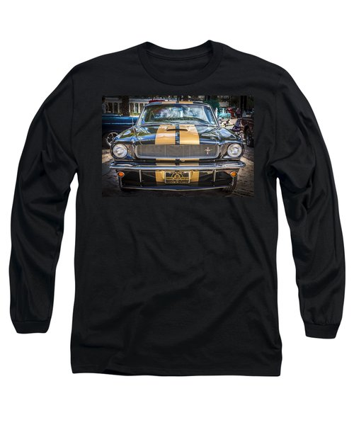 1966 Ford Shelby Mustang Hertz Edition  Long Sleeve T-Shirt